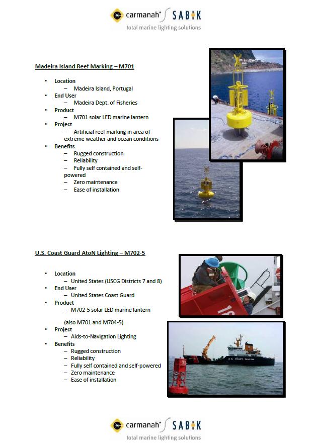 Balisage maritime pdf